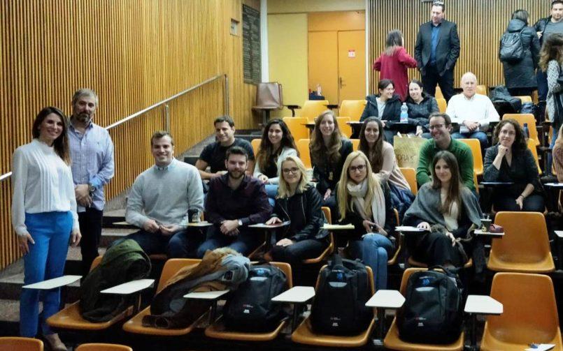 Ακαδημαϊκή παρουσίαση της ορθοδοντικού μας στο Tel Aviv University